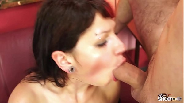 Dress, Very small, Fake casting, Very young, Cum swallowing