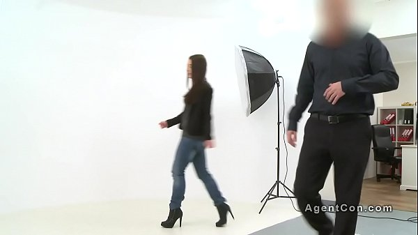 Fake, Office, Fake agent, Fake casting, Shooting, Sex office