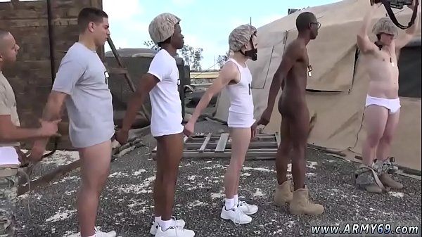 Exam, Army, Black anal, Soldier