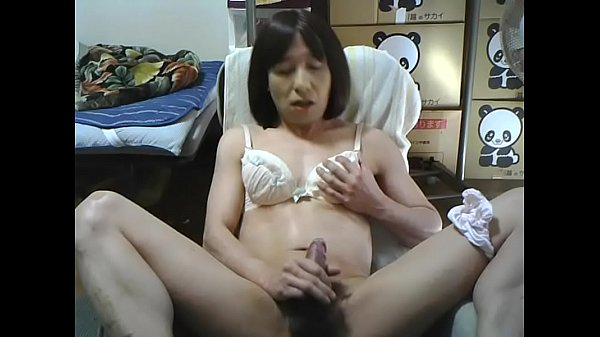 Shemale, Japanese masturbation, Japanese shemale