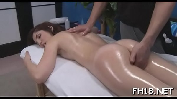 Real massage, Small tits
