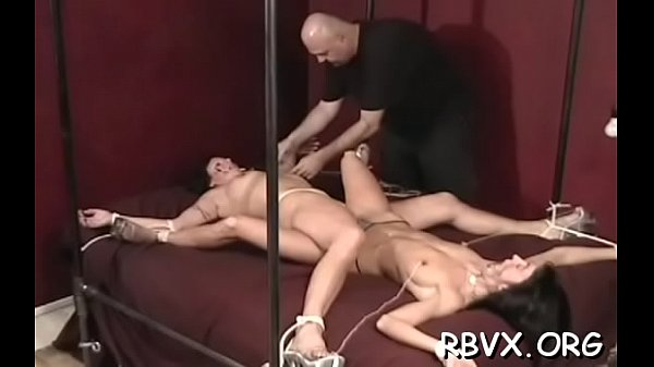 Spanked, Tied sex