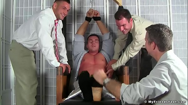 Tickling, Foot fetish, After party