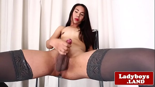 Thai, Beautiful asian, Thai ladyboy, Shemale beauty, Asian stocking