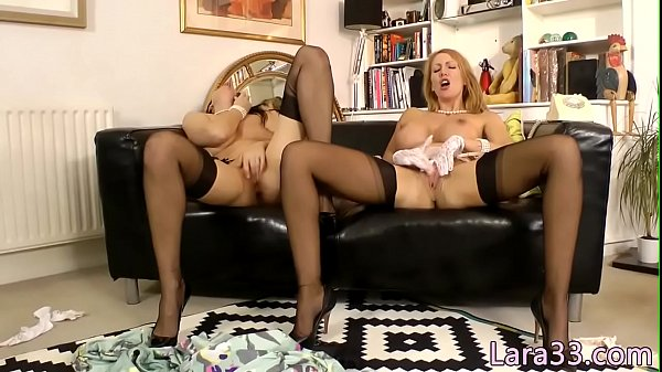 Stockings, English, British, Rubbing, Mature stockings, Classy
