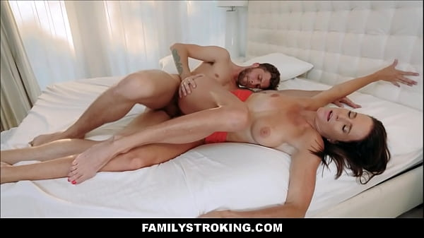 Son and mom, Step, Familystrok, Familystrokes, Mom hot and son, Mom big and son