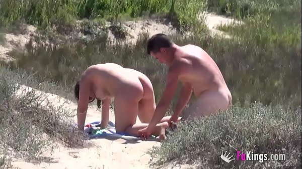 Beach, Join, Big dick and big tits