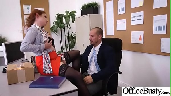 Video, Office busty