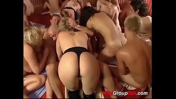 Gangbang, Swinger, Flexible