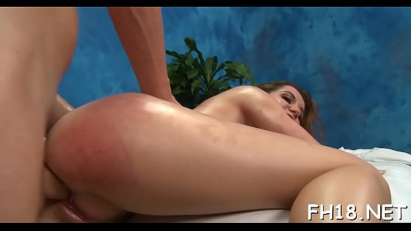 Massage porno, Oil, Massage blowjob