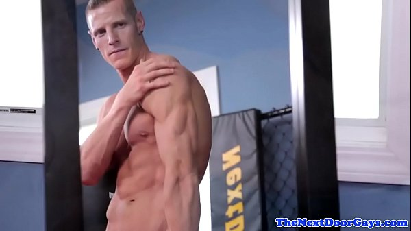 Cumshot, Muscle, Ripped, Rip