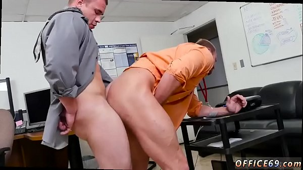 Young man, First anal