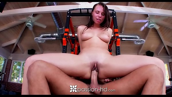 Gym, Passion, Passion hd, Aidra fox, Gym sex