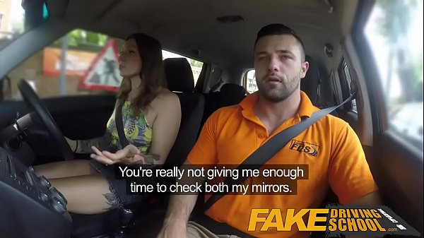 Fake driving school, Funny, Sex in school, Max
