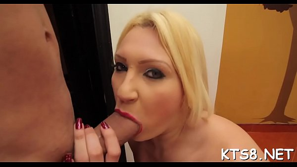Shemale, First time anal