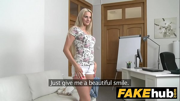Fake agent, Agent, Fake casting, Sex in office, Audition