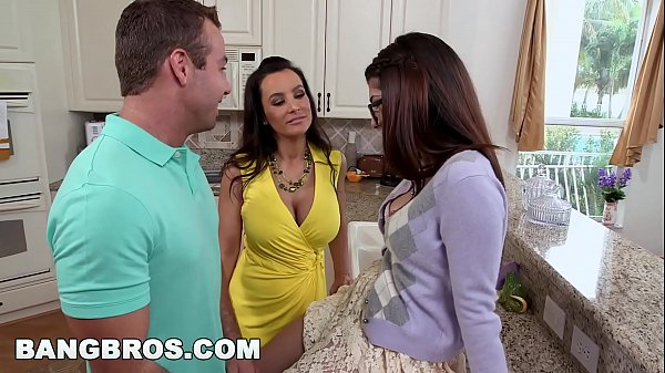 Bang bros, Son and mom, Lisa ann, Mom big and son, Bangbros mom, Step mom and son