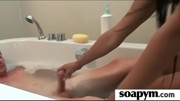 Friend, Shower, Sisters, Soapy massage, Massager