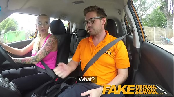 Funny, Car, Fake driving school, Sex in school, Sex car, Passed