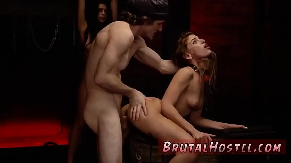 Brutal anal, Anal first
