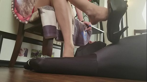 Pantyhose, Nylon, Stockings, Smother, Smelling, Smell