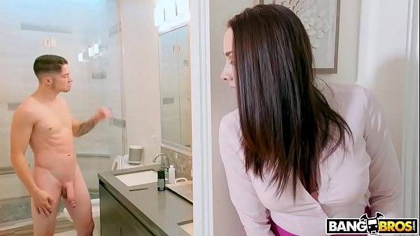 Mom son, Mom bathroom, Chanel preston, Bangbros mom, Step mom son, Mom step son