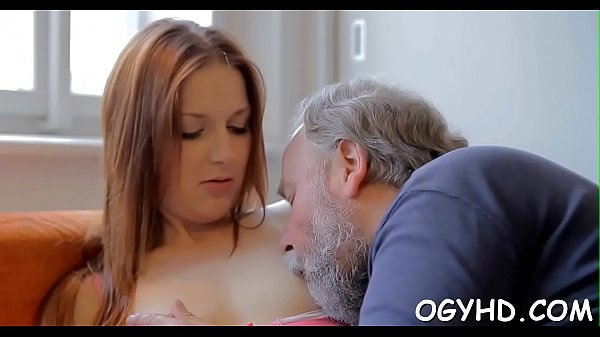 Orgasm, Old vs young, Sex russian