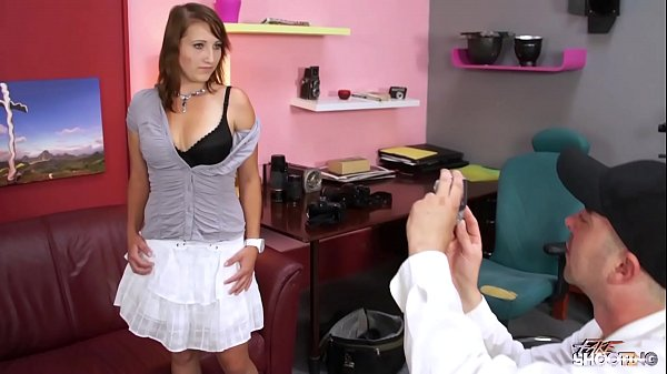 Fake agent, Fake, Big tit casting, Fake casting, Naive, Casting cute