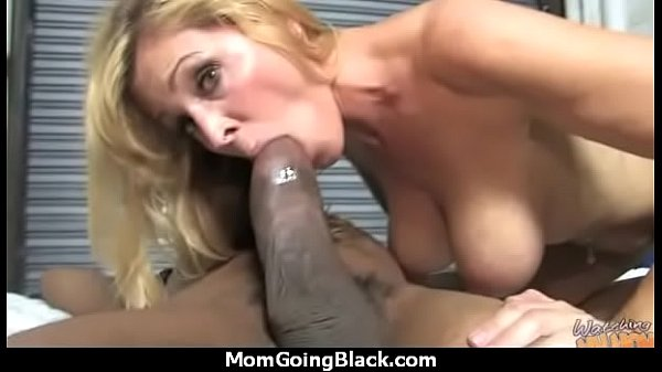 Mom black, Mom big tits