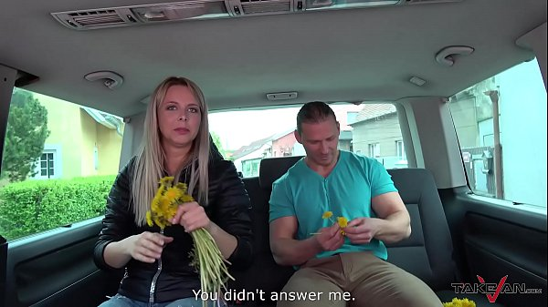 Fake, Outdoor, Sex in public, Fake taxi, Bad