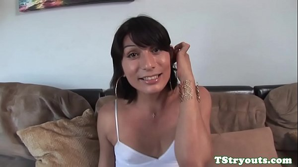 Casting, Tgirls, Interview, Audition
