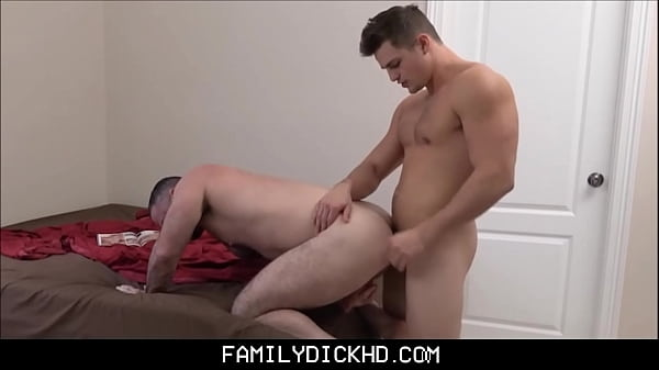 Teen anal, Dad and son, Step father, Step dad, Fuck son, Father and son