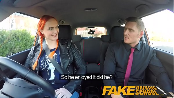 Car, Funny, Fake driving school, Sex school, Sex in school, Sex in car
