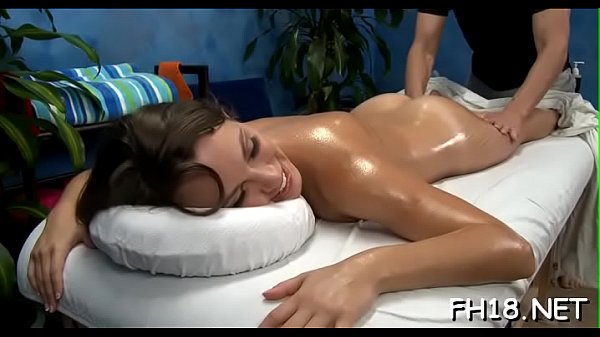 Massage hot, Oil, Sloppy