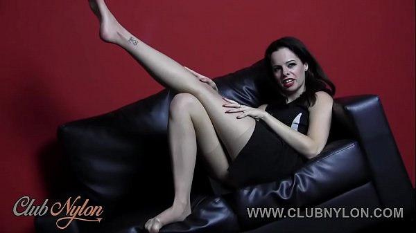 Nylon, Dirty talk, High heels, Pantyhose tease, Nylon pantyhose, Nylon fetish