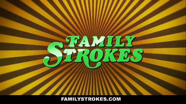 Familystrok, Father daughter, Step father, Step dad, Familystrokes