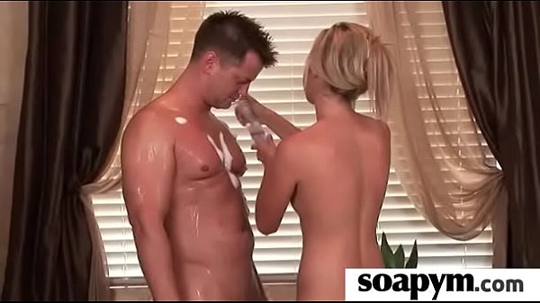 Oral, Soapy, Soapy massage