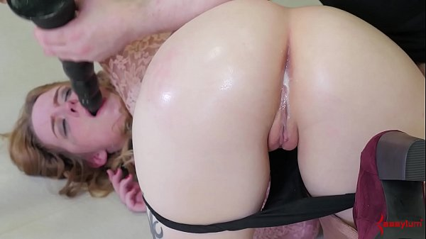 Crying, Crying anal, Kink, Ass anal