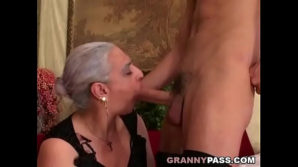 Old young, Granny porn