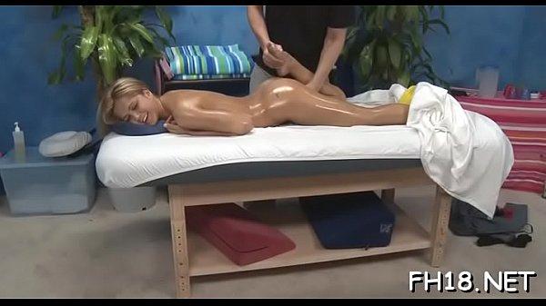 Teenie, Teen massage