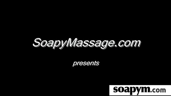 Beautiful, Soapy, Soapy massage, Masseuse