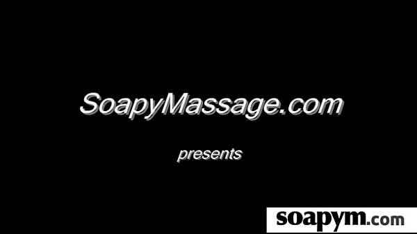 Soapy, Soapy massage