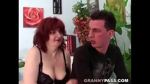 Grandma, Grandmother, Granny blowjobs, Grandmother sex, Hairy mature, Stocking anal