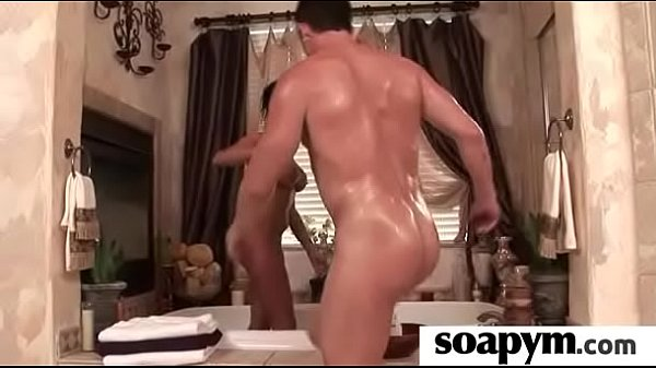 Soapy, Soapy massage, Female