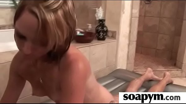Soapy massage, Soapy