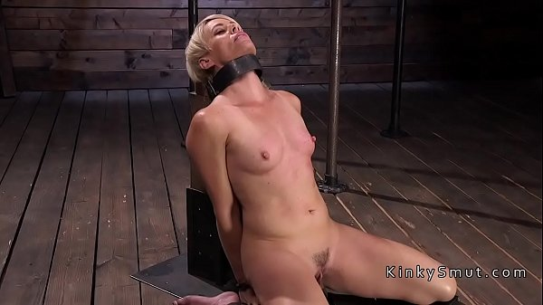 Squirting, Pain, Whipping, Blond, Dungeon