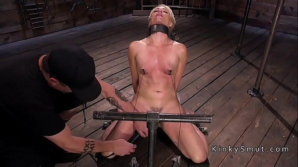 Squirting, Pain, Whipping, Blond