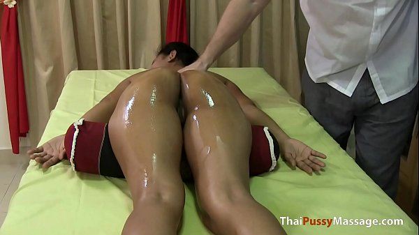 Asian, Thai, Young, Asian massage, Thai massage, Was